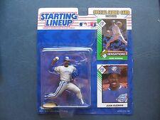 Juan Guzman--1993 Kenner Starting Lineup--Toronto Blue Jays