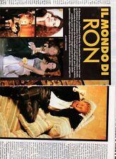 SP61 Clipping-Ritaglio 1996 Il mondo di Ron Rosalino Cellamare