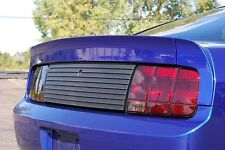 2005-2009 Ford Mustang Decklid Trim Panel - No Logo - Classic Design Concepts