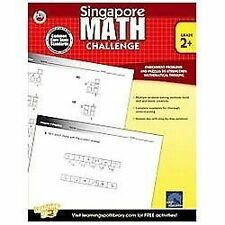 Singapore Math Challenge, Grades 2 - 5 (2013, Paperback)