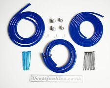 Nissan Skyline GTR Silicone Vacuum Hose Blue kit