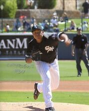 JOSE QUINTANA Photo in action Chicago White Sox 2014 (c) #3