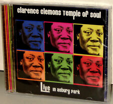 AudioQuest / VALLEY CD VLT15165: Clarence Clemons - Temple of Soul - USA 2002 SS