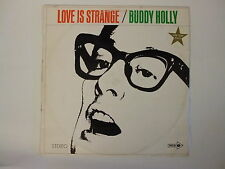 BUDDY HOLLY LOVE IS STRANGE RARE OZ 60'S ROCK'n'ROLL LP