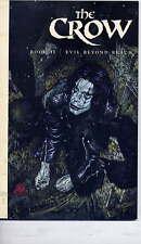 The Crow Book II Evil Beyond Reach 2000 1st Print NM Muth Kuramoto