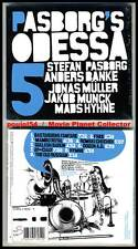 "PASBORG'S ODESSA ""5"" (CD Digipack) Stefan Pasborg 2008 NEUF"
