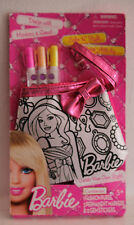 New! Barbie Create Your Own Style Fashion Purse