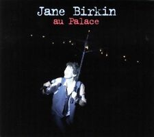 Jane Birkin AU Palace Live CD 2009