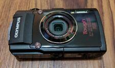 Olympus Tough TG-4 16.0MP Digital Camera - Black