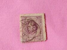 STAMPS - TIMBRE - POSTZEGELS - NEDERLAND - PAY-BAS  1872 NR. 26F (ref.NL23)