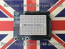 Arduino UNO Prototype Shield Prototyping ProtoShield Expansion Board V3 UK stock