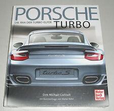 Bildband Porsche Turbo - Die Ära der Turbo-Elfer: 911 964 993 996 997 991 930