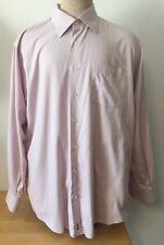 Nordstrom Men's Button Down Dress Shirt Long Sleeve Light Purple Size 17 1/2 35