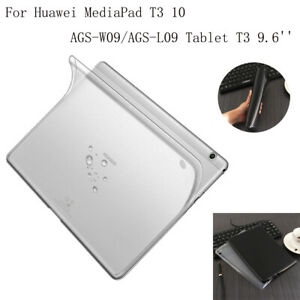 Soft TPU Cover Case For Huawei MediaPad T3 10 AGS-W09/AGS-L09 Tablet T3 9.6''