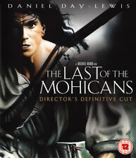 The Last Of The Mohicans - Directors Definitive Cut Blu-Ray