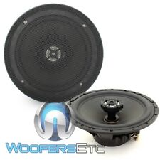 "MB QUART DCE-116 6.5"" CAR COAXIAL ALUMINUM TWEETERS SPEAKERS MADE IN GERMANY NEW"