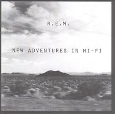 """NEW SEALED """"R.E.M. New Adventures In HI-FI   Cassette Tape   (G)"""