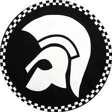 CHAPA/BADGE TROJAN RECORDS . pin ska reggae rocksteady laurel aitken