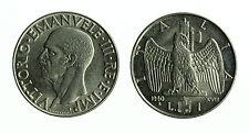 pcc1558_6) Vittorio Emanuele III  (1901-1943) 1 LIRE IMPERO 1940