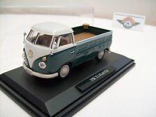 VW t1 camastro, gris/verde oscuro, de 1950, 1:43 Hongwell