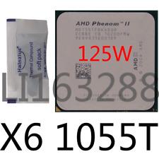 AMD Phenom II X6 1055T 2.8GHz 6MB L3 six core 125W CPU Processors