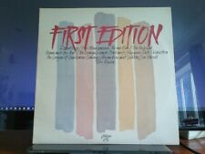 VINTAGE VINYL LIMITED EDITION Various – First Edition PROMOTIONAL DEMO COPY NFR