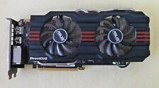 FAULTY ASUS DIRECTCU II NVIDIA GTX 670 2GB GDDR5 256-BIT FOR SPARES OR REPAIR