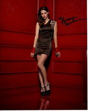 LYNDSY FONSECA signed autographed NIKITA ALEX photo (1)