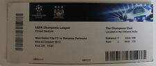 Ticket for collectors CL Manchester City - Borussia Dortmund BVB 2012 England