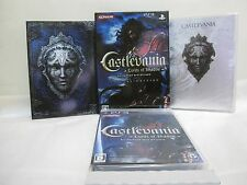 7-14 Days to USA. Limited Edition Box PS3 Castlevania Lords of Shadow Japanese
