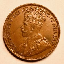 CANADA - George V - One Cent - 1919 - KM-21 - FREE SHIPPING!