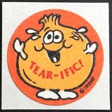 Vintage Trend MATTE Scratch & Sniff Sticker - Onion - Mint!!
