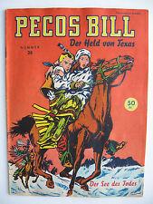 PECOS BILL N. 28, Mondial-Verlag, stato 2+