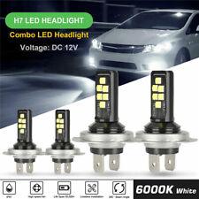 New listing H4 H7 Car Led Headlight Kit Bulbs High Low Beam Led Car Lighting Lights Led B Dm
