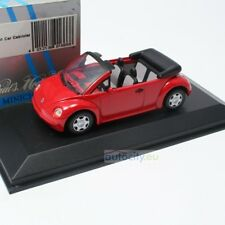 MINICHAMPS VW CONCEPT CAR CABRIOLET RED 430054032