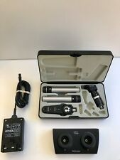 Used Keeler Specialist Direct Ophthalmoscope & Retinoscope Set 3.6v Streak