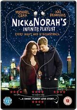 Nick And Norah's Infinite Playlist [DVD] [2009]