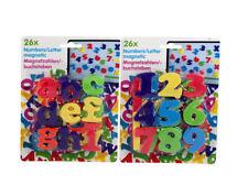 52x magnetische Buchstaben und Z...