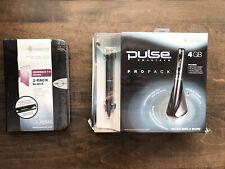 Livescribe Bundle Pulse Smart Pen Pro pack 4GB & Dot Paper Unlined Journals NEW