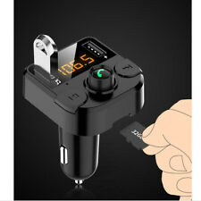 Wireless Bluetooth Auto MP3 Player Sender FM Transmitter Dual USB Ladegerät 2020