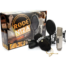 Rode NT2-A Condenser Microphone & Studio Solution Package