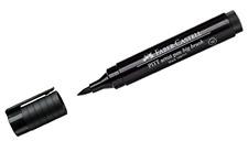 Faber-Castell Pitt Big Brush Artist Pens black 199