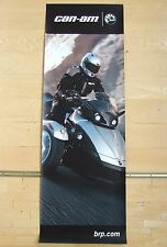 BRP® can-am® Spyder® GS/RS 2008 Markenbanner, Reklame Werbung Deko 180x60cm