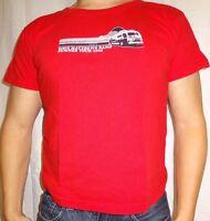 Dave Matthew Band Summer Tour 2004 Red, Cotton T-shirt Youth XL