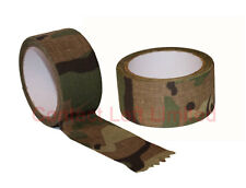 New Multicam MTP Fabric Insulating Tape - Shooting Hunting Paintball Airsoft