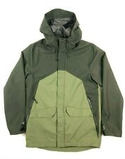 Champion 3 in 1 System Men's Parka Ski Snowboard Hooded Jacket Green Size Small