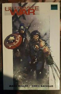 Marvel - Ultimate War - Hardcover - (Spider-Man, Avengers) Novel
