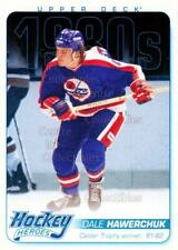 2012-13 Upper Deck Hockey Heroes #49 Dale Hawerchuk