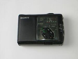 Sony Walkman WM D3 Stereo Cassette Corder