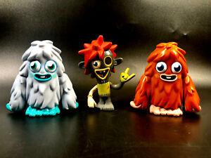 Moshi Monsters Lot ~ Furi Zommer